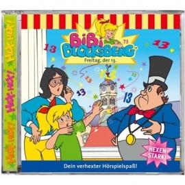 KIDDINX - CD Bibi Blocksberg … Freitag, der 13. (Folge 73)