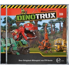 Edel:KIDS CD - Dinotrux - Die Rennstrecke, Folge 10