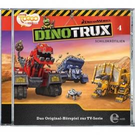 Edel:KIDS CD - Dinotrux - Schildkrötilien, Folge 4