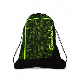 satch Sportbeutel - Green Bermuda