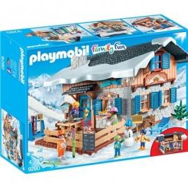 Playmobil® 9280 - Family Fun - Skihütte