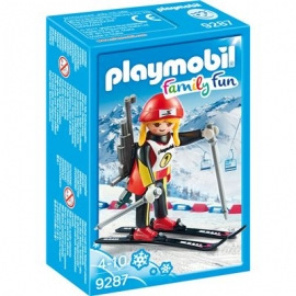 Playmobil® 9287 - Family Fun - Biathletin