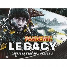 Z-Man Games - Pandemic Legacy - Season 2