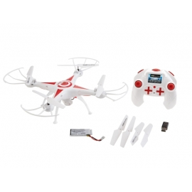 RC Quadcopter GO! VIDEO
