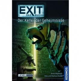 KOSMOS - EXIT - Das Buch - Der Keller der Geheimnisse