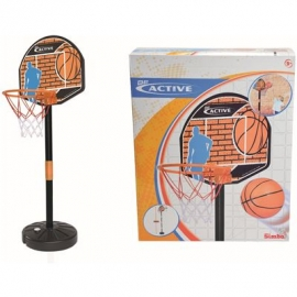 Simba - Be Active - Basketball Set mit Ständer