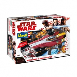 Revell - Resistance A-wing Fighter