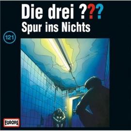 Europa - CD Die drei ??? Spur ins Nichts, Folge 121