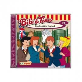 KIDDINX - CD Bibi und Tina … Das Gestüt in England (Folge 78)