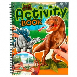 Depesche - Dino World Activity Book