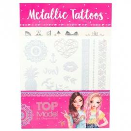Depesche - TOP Model Metallic Tattoos