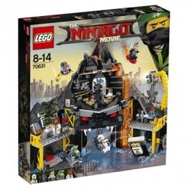 LEGO® Ninjago Movie - 70631 - Garmadons Vulkanversteck