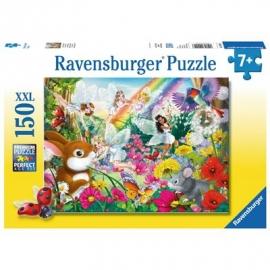 Ravensburger Puzzle - Feenzauber, 150 XXL-Teile