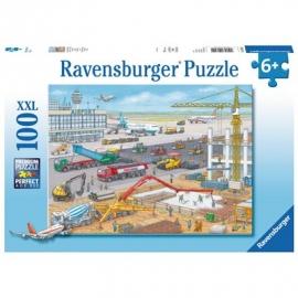 Ravensburger Puzzle - Baustelle, 100 Teile