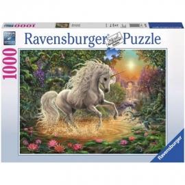 Ravensburger Puzzle - Mystisches Einhorn, 1000 Teile