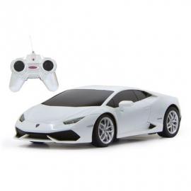 Jamara - Lamborghini Huracán 1:24 weiß 40Mhz