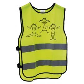 Reflex-Warnweste für Kinder XXS-S