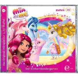 Edel:KIDS CD - Mia and me - Der Einhornkindergarten, Folge 29