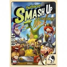Pegasus - Smash Up - Munchkin