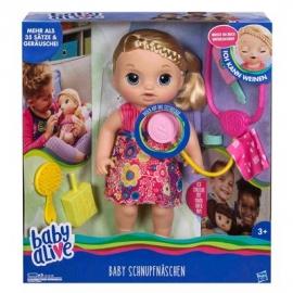 Hasbro - Baby Alive Baby Schnupfnäschen