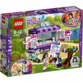 LEGO® Friends - 41332 Emmas rollender Kunstkiosk
