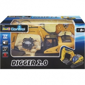 Revell Control - Digger 2.0