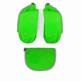 ergobag cubo Seitentasche grün