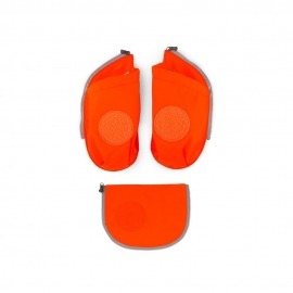 ergobag cubo Seitentasche orange