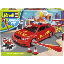 Revell - Fire Chief Car