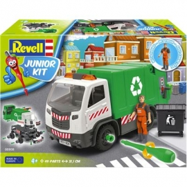 Revell - Garbage Truck