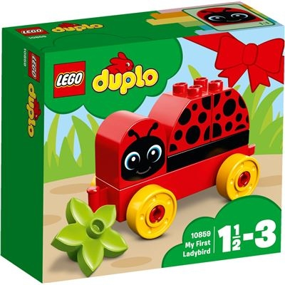 LEGO DUPLO - 10859 Mein erster Marienkäfer - erste Bauerfolge