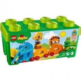 LEGO DUPLO - 10863 Meine erste Steinebox mit Ziehtieren