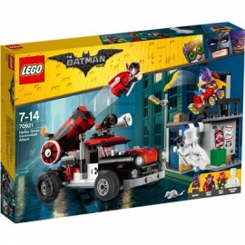 The LEGO Batman Movie - 70921 Harley Quinn Kanonenkugelattacke