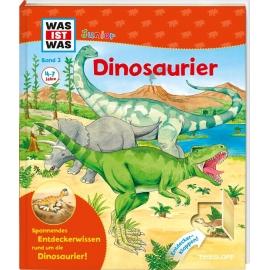 Tessloff - Was ist Was Junior - Dinosaurier, Band 3