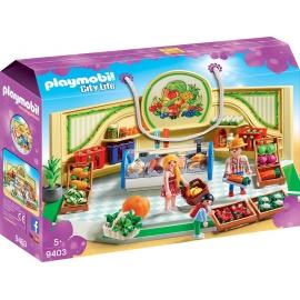 Playmobil® 9403 - City Life - Einkaufspassage - Bioladen