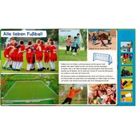 Sehen-Hören-Wissen: Alles über Fußball