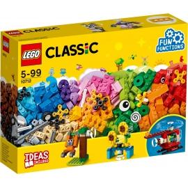 LEGO® Classic - 10712 LEGO® Bausteine-Set - Zahnräder