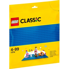 LEGO® Classic - 10714 Blaue Bauplatte