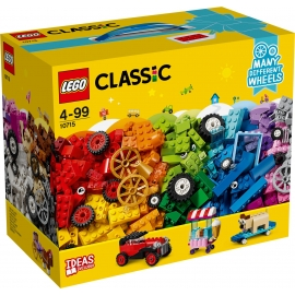 LEGO® Classic - 10715 LEGO® Kreativ-Bauset Fahrzeuge