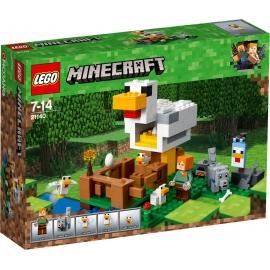 LEGO® Minecraft - 21140 Hühnerstall