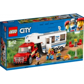 LEGO® City - 60182 Pickup & Wohnwagen