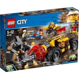 LEGO® City - 60186 Schweres Bohrgerät für den Bergbau
