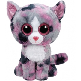 GL Lindi Buddy-Katze pink, ca. 24cm