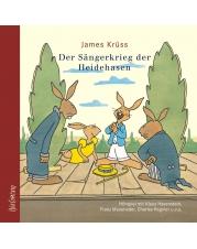 Hörcompany CD - Der Sängerkrieg der Heidehasen