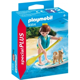 PLAYMOBIL 9354 - Special Plus - Stand up Padding