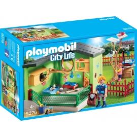 PLAYMOBIL 9276 - City Life - Katzenpension
