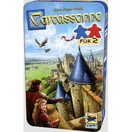Hans im Glück - Carcassonne für 2