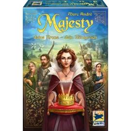 Majesty - Deine Krone, dein Königreich