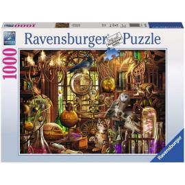 Ravensburger Puzzle - Merlins Labor, 1000 Teile