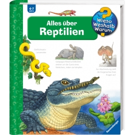 WWW 64 Alles über Reptilien